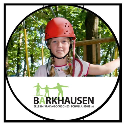 Barkhausen Schullandheim Logo